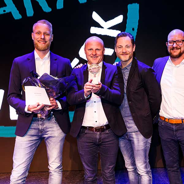 Hattrick: Dansk Isolering blev Årets Isolatør for tredje år i træk