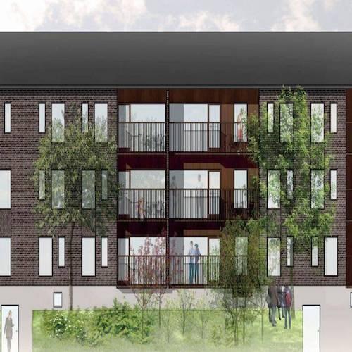 Dansk Isolering efterisolerer 500 lejligheder med Rockwool
