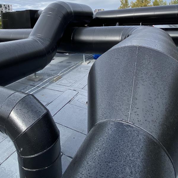 Værd at vide om isolering af ventilationsrør